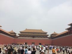 Forbidden City - Outside