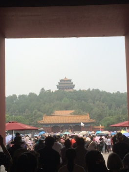 Forbidden City - Outside again