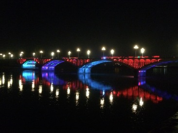 Bridge at Huangshan