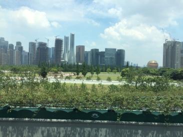 Hangzhou Skyline