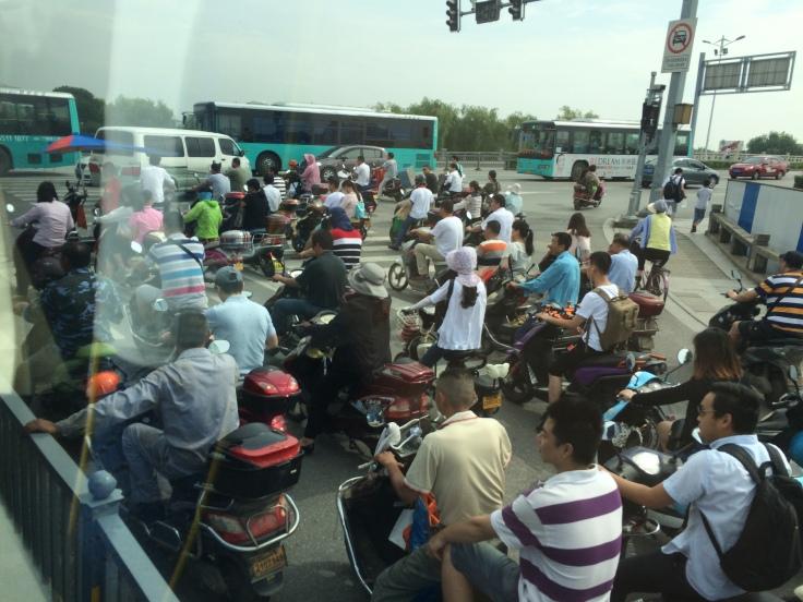 Suzhou Traffic
