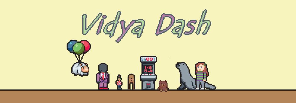 Vidya Dash banner